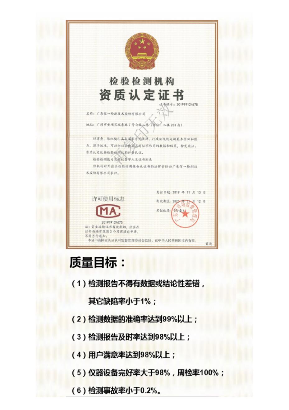 资质认定证书(水印)-信一检测